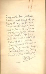 Buckle Inscription #2