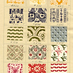 Venetian Series (1910-1913) - Sample papers, some of which were used by the Mosher Press.
