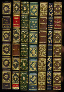 Grouping of bindings by commercial binderies (Example 1)