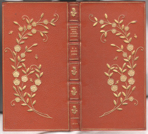 Binding by Mary Stuart Kernochan.