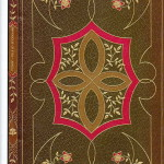 Full leather binding by Knickerbocker Press Bindery