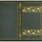 Full leather binding by Bickers & Son.