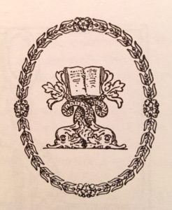 A Mosher Press Publisher's Mark